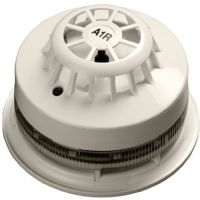 AlarmSense Sounder VI Base with A1R Heat Detector